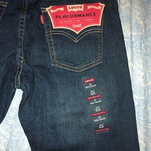 Levi's Bottoms - Big Boys 511 TM Slim Fit Performance jeans size 20